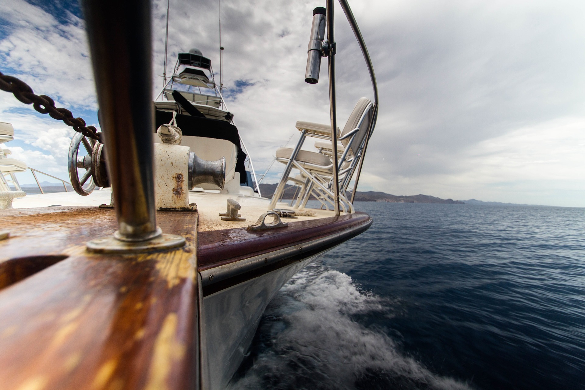 insurance for yacht builders